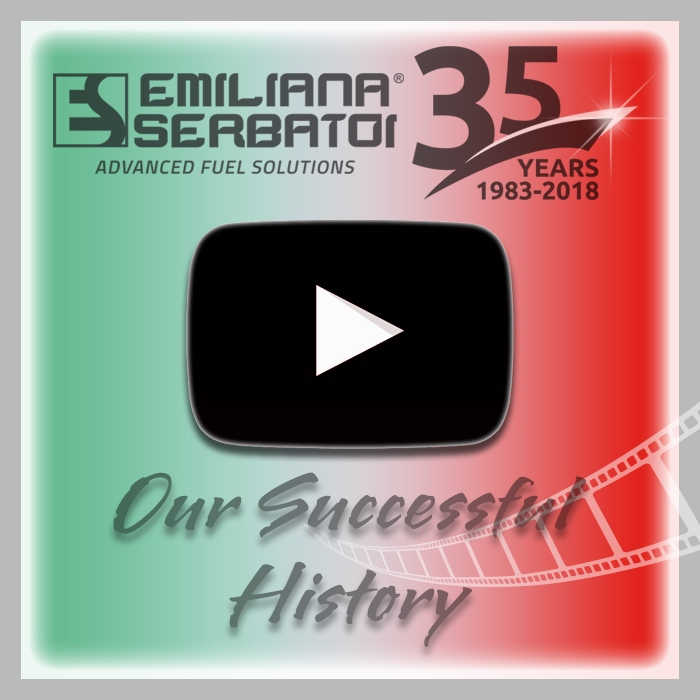 Our success story: Emiliana Serbatoi celebrates its 35th anniversary