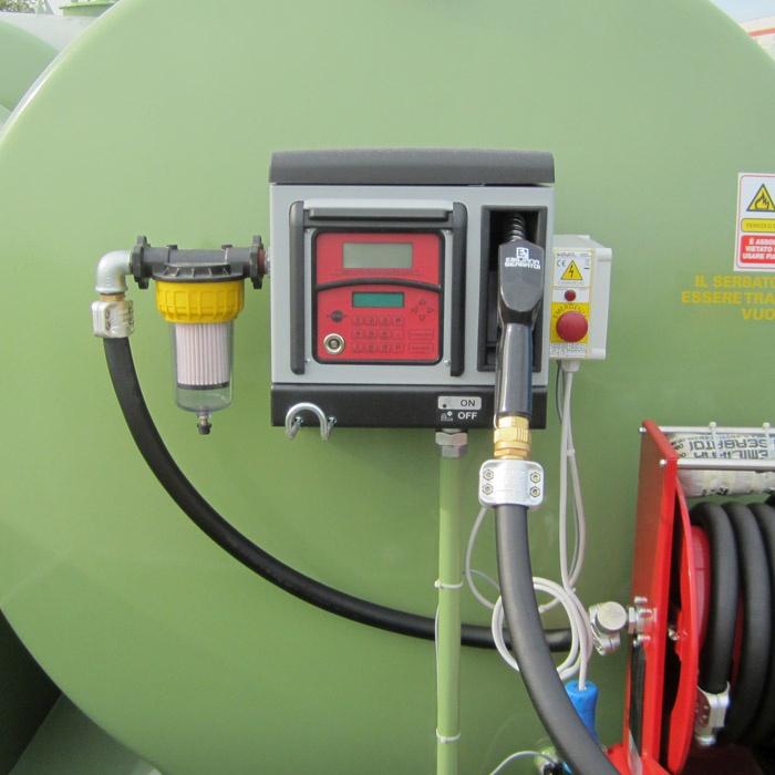 Cube 70 Mc Diesel Fuel Dispensers