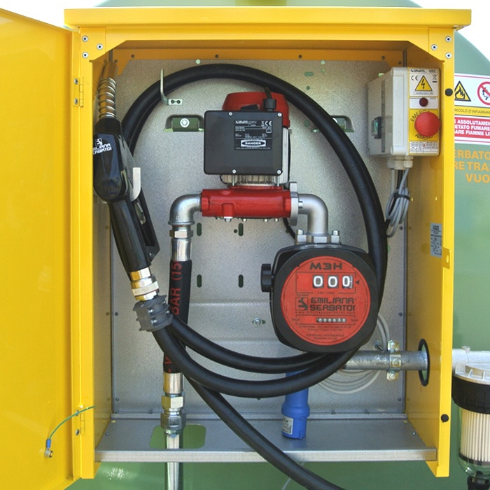Tank Fuel Refuelling Tanks