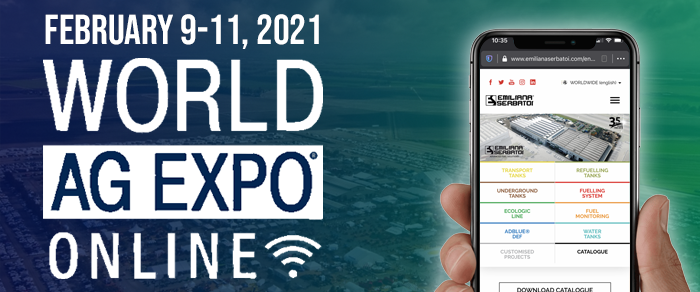 WORLD AG EXPO ONLINE