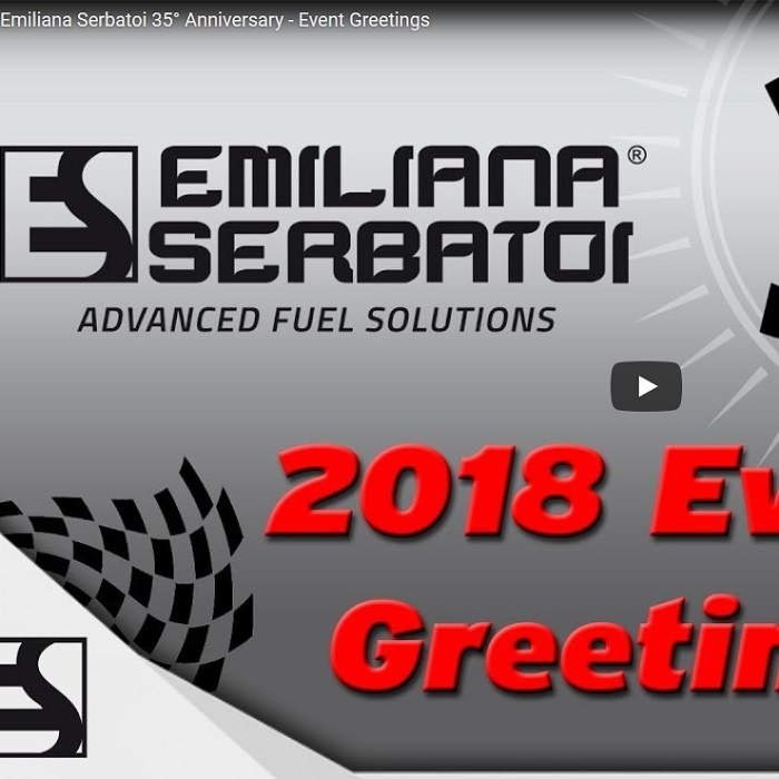 Emiliana Serbatoi 2018 Dealers event: el video
