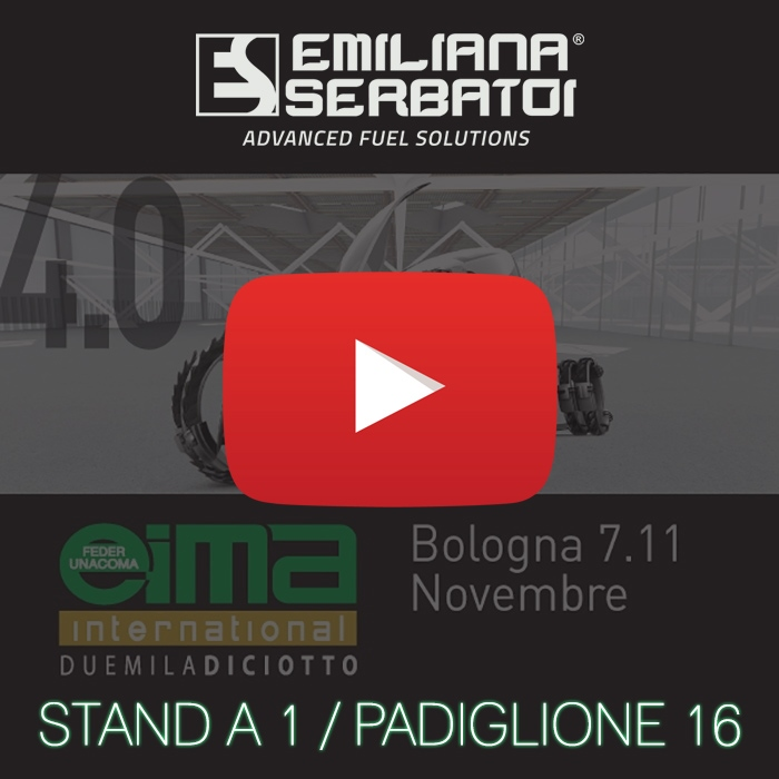 Emiliana Serbatoi approaching Eima: here is the video!