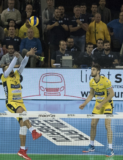 Emiliana Serbatoi insieme a Modena Volley: leader in campo