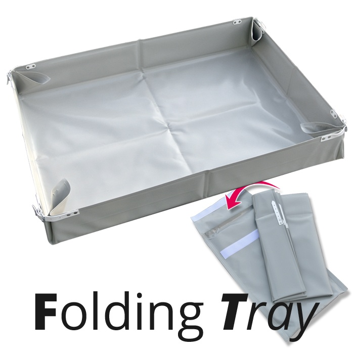 New Product: FOLDING TRAY!