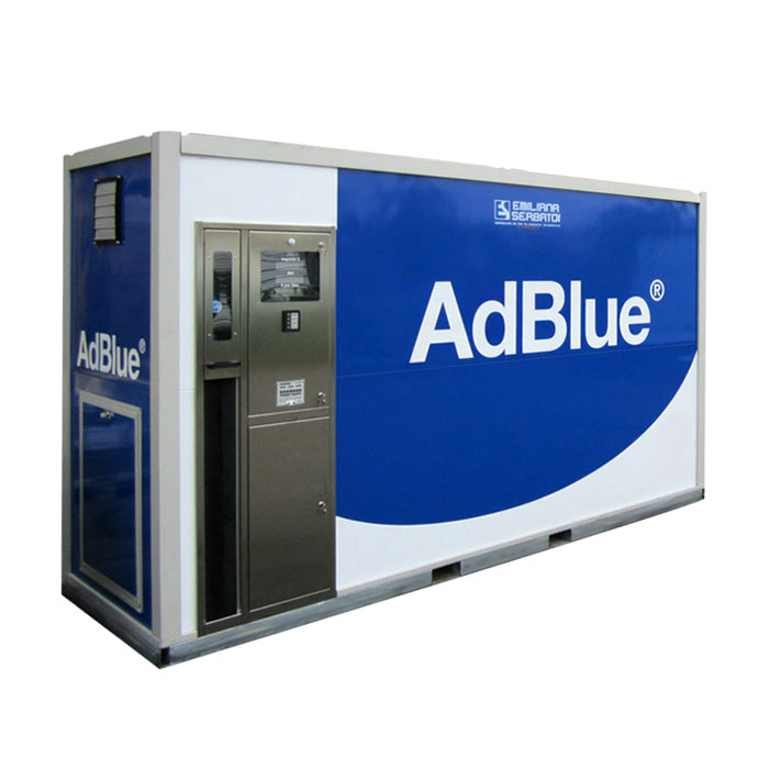 AdBlue Section