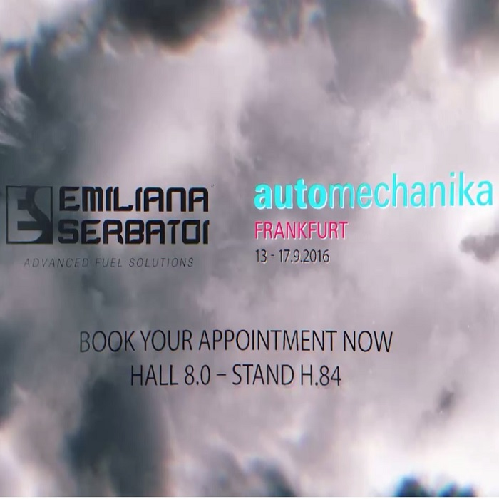 Emiliana Serbatoi around Automechanika: here is the video!