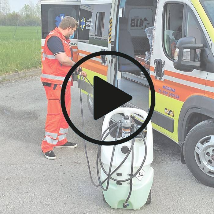 Comment assainir avec Emilsprayers - Video