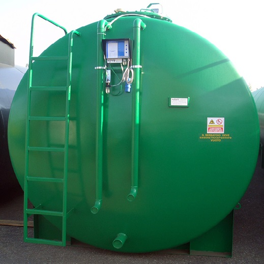 Double skin tanks, capacity 60cm