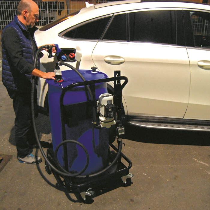 Emiliana Serbatoi reaches car-service application with Emiltrolley and Emilcaddy