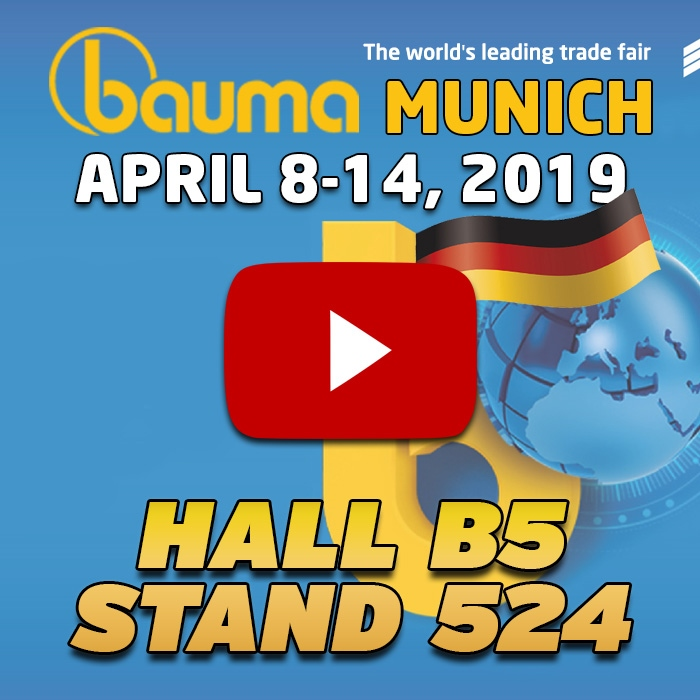 Emiliana Serbatoi approaching Bauma 2019: here's the video!
